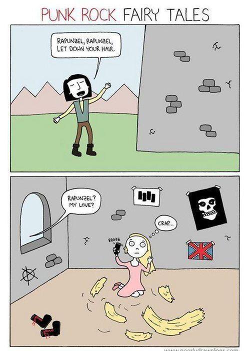 Punkrock Fairytales